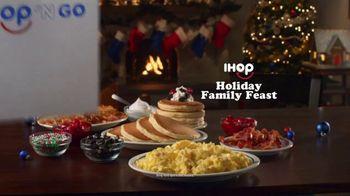 IHOP Holiday Family Feast TV Spot, 'Seasonal Pancakes' - Thumbnail 2