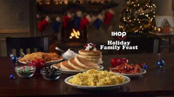 IHOP Holiday Family Feast TV Spot, 'Seasonal Pancakes'