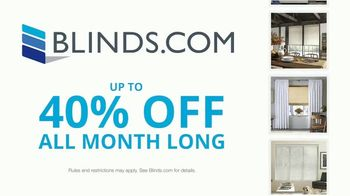 Blinds.com Veterans Day Deals TV Spot, 'Easy: 40% Off' - Thumbnail 3