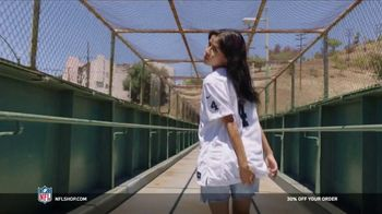 NFL Shop TV Spot, 'Make the Game Yours: 30% Off' Song by Jodosky x Albert Hype - Thumbnail 1
