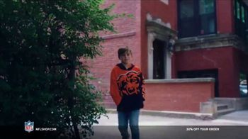 NFL Shop TV Spot, 'Make the Game Yours: 30% Off' Song by Jodosky x Albert Hype - Thumbnail 2