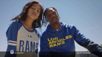 NFL Shop TV Spot, 'Make the Game Yours: 30% Off' Song by Jodosky x Albert Hype - Thumbnail 4