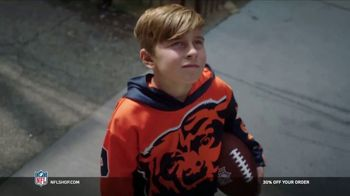 NFL Shop TV Spot, 'Make the Game Yours: 30% Off' Song by Jodosky x Albert Hype - Thumbnail 7