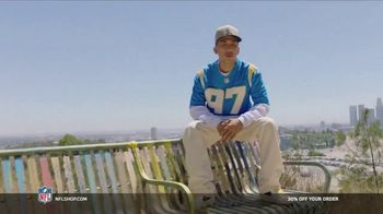 NFL Shop TV Spot, 'Make the Game Yours: 30% Off' Song by Jodosky x Albert Hype - Thumbnail 8