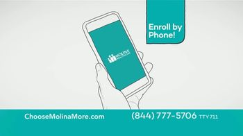 Molina Healthcare Medicare Complete Care TV Spot, 'This Card: More' - Thumbnail 7