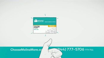 Molina Healthcare Medicare Complete Care TV Spot, 'This Card: More' - Thumbnail 3