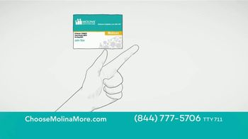Molina Healthcare Medicare Complete Care TV Spot, 'This Card: More'