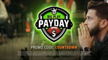 DraftKings Big Play Payday TV Spot, 'NFL Week 10: Colts vs. Titans' - Thumbnail 10