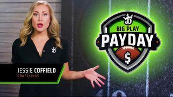 DraftKings Big Play Payday TV Spot, 'NFL Week 10: Colts vs. Titans' - Thumbnail 2