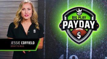 DraftKings Big Play Payday TV Spot, 'NFL Week 10: Colts vs. Titans' - Thumbnail 3