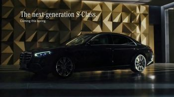 Mercedes-Benz S-Class TV Spot, 'Designed to Care' [T1]