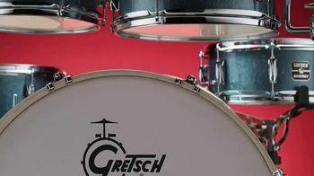 Guitar Center TV Spot, 'This Holiday Make Music: Drum Set and Mesh Head E-Kit' - Thumbnail 1