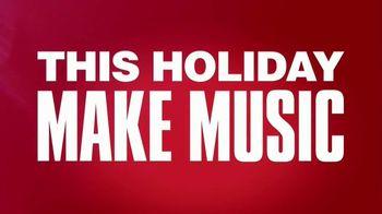 Guitar Center TV Spot, 'This Holiday Make Music: Drum Set and Mesh Head E-Kit' - Thumbnail 9