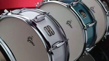 Guitar Center TV Spot, 'This Holiday Make Music: Drum Set and Mesh Head E-Kit' - Thumbnail 4