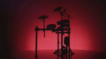 Guitar Center TV Spot, 'This Holiday Make Music: Drum Set and Mesh Head E-Kit' - Thumbnail 7