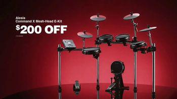 Guitar Center TV Spot, 'This Holiday Make Music: Drum Set and Mesh Head E-Kit' - Thumbnail 8
