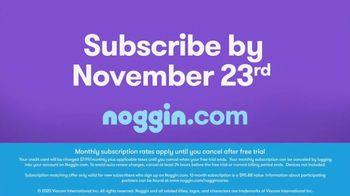 Noggin TV Spot, 'Thanksgiving: Donated Subscription' - Thumbnail 5