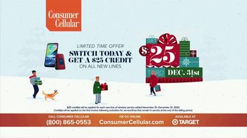 Consumer Cellular TV Spot, 'Not Born Yesterday: Premium Wireless: $25 Off' - Thumbnail 10