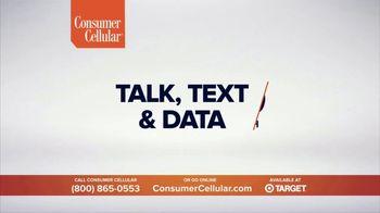 Consumer Cellular TV Spot, 'Not Born Yesterday: Premium Wireless: $25 Off' - Thumbnail 3