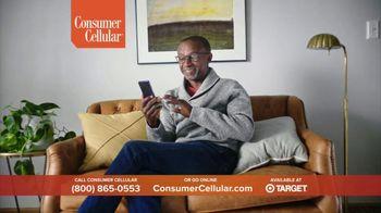 Consumer Cellular TV Spot, 'Not Born Yesterday: Premium Wireless: $25 Off' - Thumbnail 4