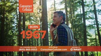 Consumer Cellular TV Spot, 'Not Born Yesterday: Premium Wireless: $25 Off' - Thumbnail 5