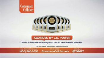 Consumer Cellular TV Spot, 'Not Born Yesterday: Premium Wireless: $25 Off' - Thumbnail 6