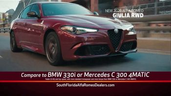 Alfa Romeo Season of Speed Event TV Spot, 'Model Year-End Savings: 110-Year Legacy' [T2] - Thumbnail 5