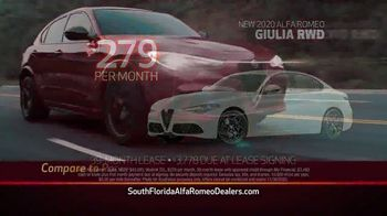 Alfa Romeo Season of Speed Event TV Spot, 'Model Year-End Savings: 110-Year Legacy' [T2] - Thumbnail 6