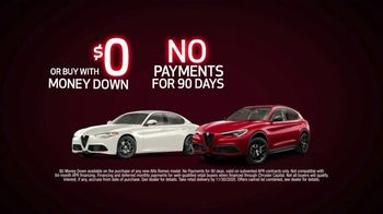 Alfa Romeo Season of Speed Event TV Spot, 'Model Year-End Savings: 110-Year Legacy' [T2] - Thumbnail 8