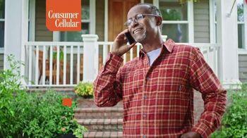 Consumer Cellular TV Spot, 'Premium Wireless: $25 Off' - Thumbnail 10