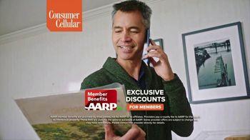 Consumer Cellular TV Spot, 'Premium Wireless: $25 Off' - Thumbnail 7