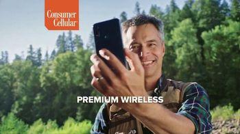 Consumer Cellular TV Spot, 'Premium Wireless: $25 Off' - Thumbnail 9