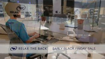 Relax the Back Early Black Friday Sale TV Spot, 'Free Upgrade on X-Chair or 20% Off' - Thumbnail 2