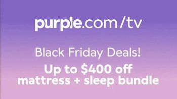 Purple Mattress Black Friday Deals TV Spot, 'Holidays: Santa' - Thumbnail 9