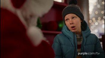 Purple Mattress Black Friday Deals TV Spot, 'Holidays: Santa' - Thumbnail 2