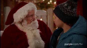 Purple Mattress Black Friday Deals TV Spot, 'Holidays: Santa' - Thumbnail 5