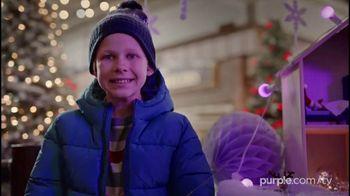Purple Mattress Black Friday Deals TV Spot, 'Holidays: Santa' - Thumbnail 8