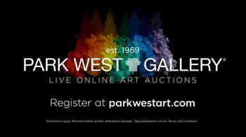 Park West Gallery TV Spot, 'It Is Time'