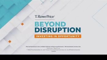 T. Rowe Price TV Spot, 'Beyond Disruption: Long Term Goals' - Thumbnail 10