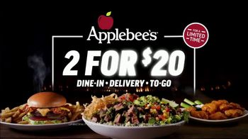 Applebee's 2 for $20 TV Spot, 'Date Night in the Neighborhood' Song by The Archies - Thumbnail 10