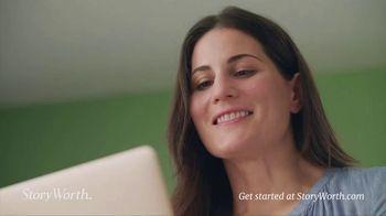 StoryWorth TV Spot, 'Dear Mom and Dad' - Thumbnail 1