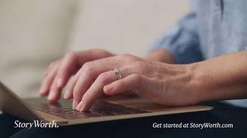 StoryWorth TV Spot, 'Dear Mom and Dad' - Thumbnail 2