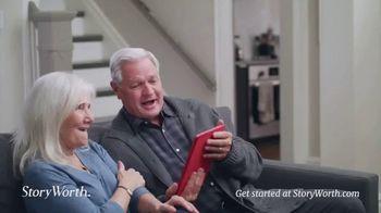 StoryWorth TV Spot, 'Dear Mom and Dad' - Thumbnail 4