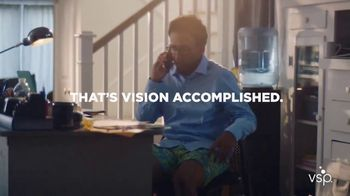 VSP TV Spot, 'Remote Working: That's Vision Accomplished' - Thumbnail 7