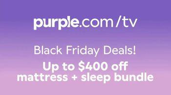 Purple Mattress Black Friday Deals TV Spot, 'Angry Memory Foam: $400 Off' - Thumbnail 10