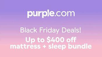 Purple Mattress Black Friday Deals TV Spot, 'Angry Memory Foam: $400 Off' - Thumbnail 9