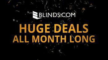 Blinds.com Black Friday Sales Event TV Spot, 'Huge Deals All Month Long: 40% Off' - Thumbnail 1