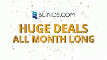 Blinds.com Black Friday Sales Event TV Spot, 'Huge Deals All Month Long: 40% Off' - Thumbnail 2