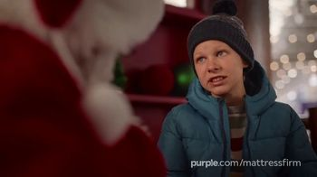Purple Mattress TV Spot, 'Holidays: Santa Claus' - Thumbnail 2