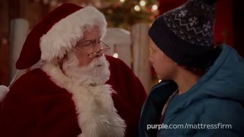Purple Mattress TV Spot, 'Holidays: Santa Claus' - Thumbnail 4